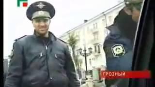 Рамзан Кадыров стал гаишником