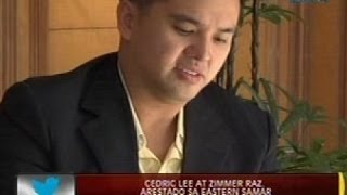 24 Oras: Cedric Lee at Zimmer Raz, arestado sa Eastern Samar