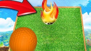 THIS MAP IS FIRE! (Golf It)