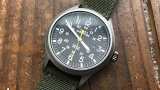 The Timex Expedition Scout Wristwatch: The Full Nick Shabazz Review