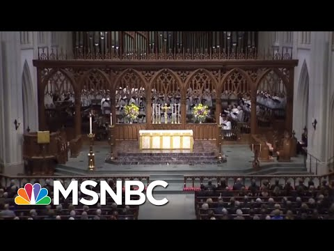 Meacham: Barbara Bush's Service Was For Family And The American Family | Morning Joe | MSNBC