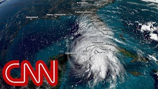 Hurricane Michael strengthens to Category 1