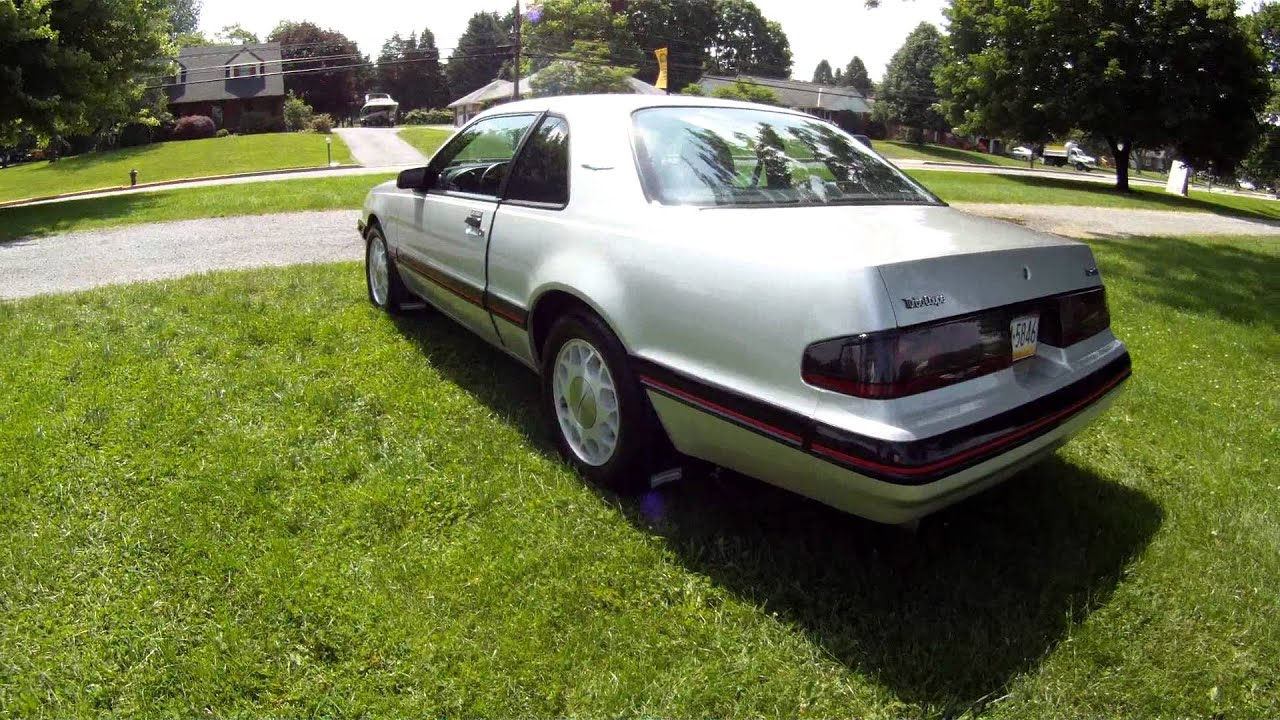 1988 Ford Thunderbird Turbo Coupe SOLD  YouTube