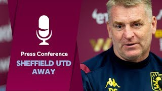 Press Conference | Sheffield united Away