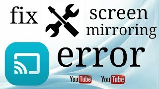 "Video Fix screen mirroring eror android phone with a app free by""greek tech""... download MP3, 3GP, MP4, WEBM, AVI, FLV November 2018"