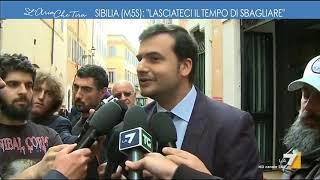 Carlo Sibilia (M5s): 'Lasciateci il tempo di sbagliare'