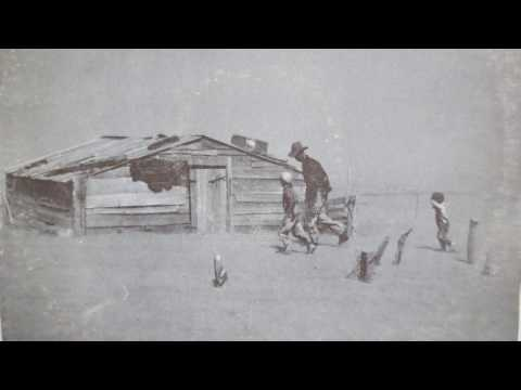Woody Guthrie ‎– Dust Bowl Ballads (1964)