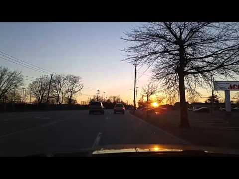 Driving by Massapequa,New York