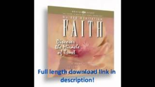 BrainSync Faith Guided Meditation Kelly Howell Eliminate Fear Self-doubt