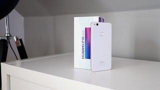 Huawei P10 Lite: Unboxing & erster Eindruck | deutsch 🎁 techloupe