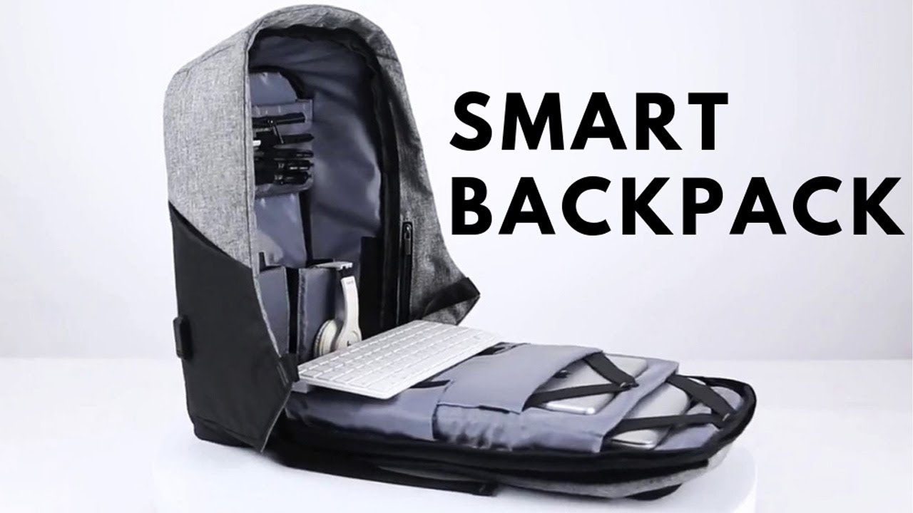 5 Best Backpack In 2019 Smart Travel Laptop Anti Theft