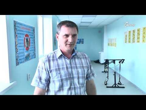 Дворец спорта ожидает капитальное обновление  / Сатурн-ТВ Мелеуз