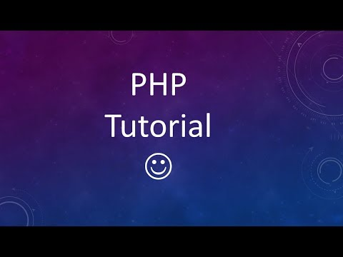 PHP Tutorial: part 12 (Call by value AND Call by reference)