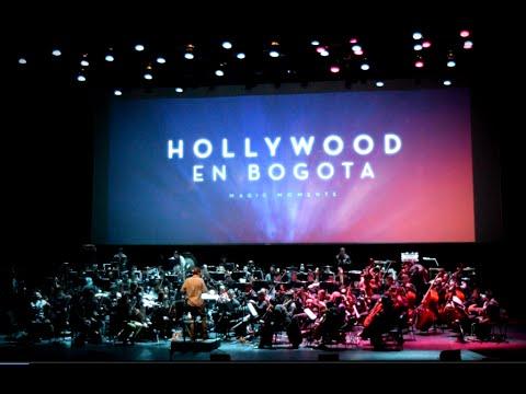 Hollywood en Bogotá - la magia de las bandas sonoras más recordadas - Maritza Ariza