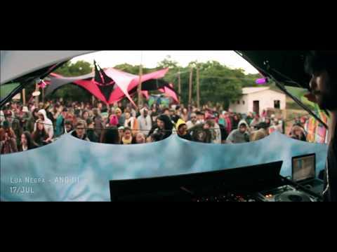 Klipsun Live @ Lua Negra Ano III - Brasil 2016