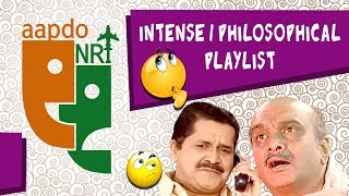 Aapdo NRI Contest - Intense/Philosophical Playlist - Chance to Act In Gujarati Film