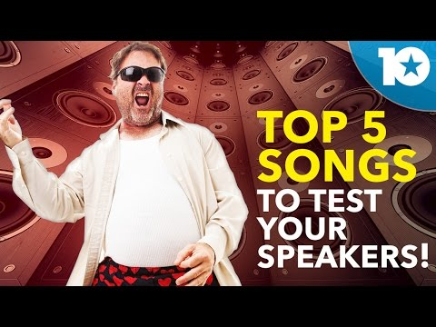 Top 5 Songs for Testing Your Speakers