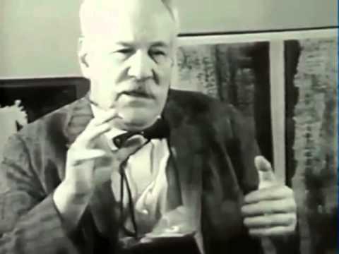 Barnett Newman speaks about his Art