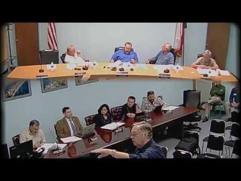 Laguna Madre Regular Meeting 1 11 2017