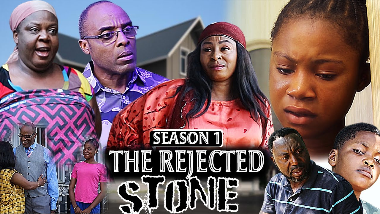 Download THE REJECTED STONE // SEASON 1 - (NEW HIT MOVIE) 2021 -Mercy Kenneth, Uche Ebere, Kalu Ikeagwu