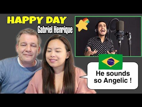 Download OH HAPPY DAY - Gabriel Henrique  Dutch Couple REACTION