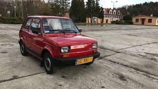 Polski Fiat 126p TEST PL Pertyn ględzi
