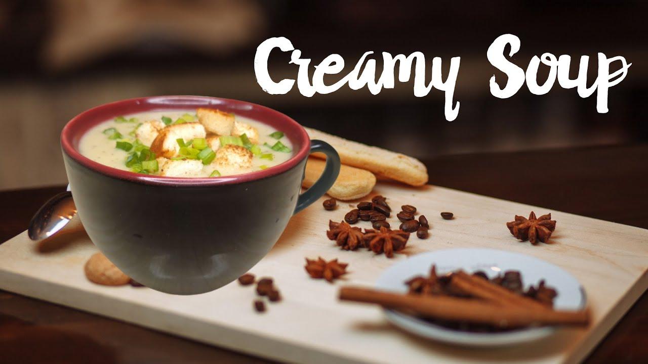 ഇറ്റാലിയൻ ക്രീം സൂപ്പ് ഇത്ര എളുപ്പമോ?🇮🇪|Italian Creamy Soup|Perfect Cream Soup without Cream|#shorts