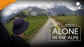 Alone in the ALPS: Episode 5 (bivi paragliding)