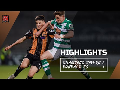 Highlights | Shamrock Rovers 2-1 Dundalk FC
