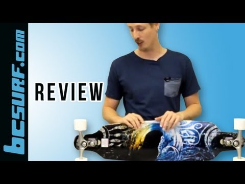 Sector 9 Aperture Longboard Review - BCSurf.com