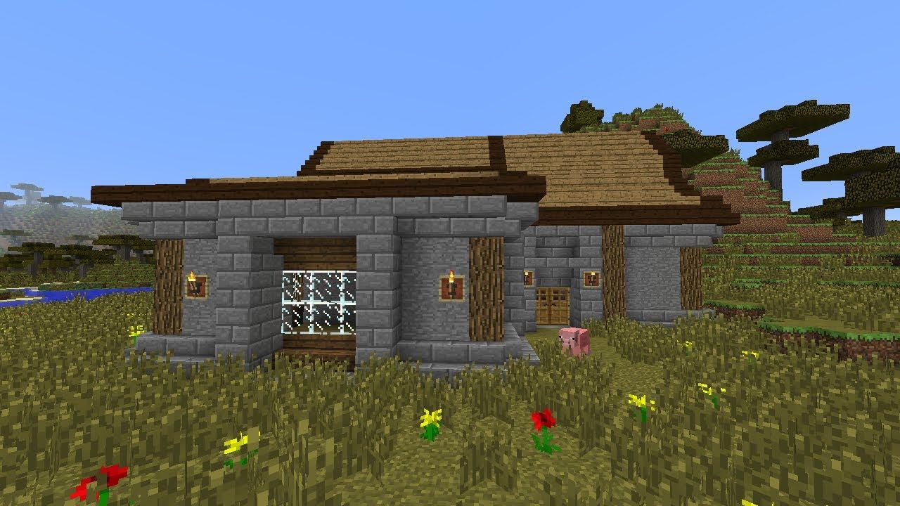 фото майнкрафт постройки