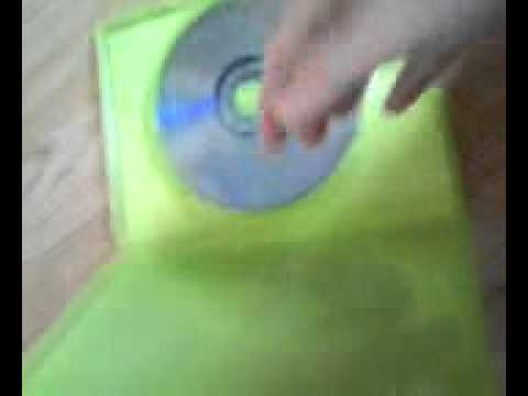 How to fix a scratched Wii Game Disc - YouTube