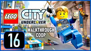 LEGO City Undercover FR - Partie 16 - Sauver Forrest Blackwell