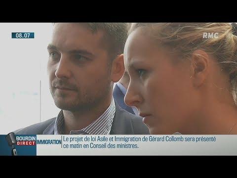Marion Maréchal-Le Pen fera un discours au CPAC au USA juste après Mike Pence (RMC, 21/02/18, 8h07)