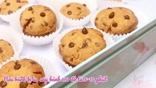 Bánh Quy CHOCOLATE CHIP Đơn giản dễ làm || CHOCOLATE CHIP COOKIES