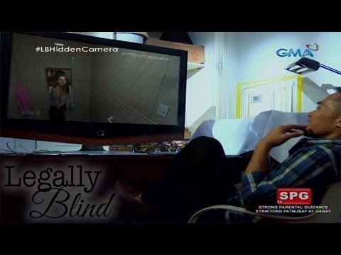 Legally Blind: Peeping William