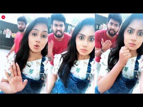 Kalyanamam Kalyanam Kamali - Surya | Sreethu Nair | Tejas Gowda | Funny Dubsmash | Trendy