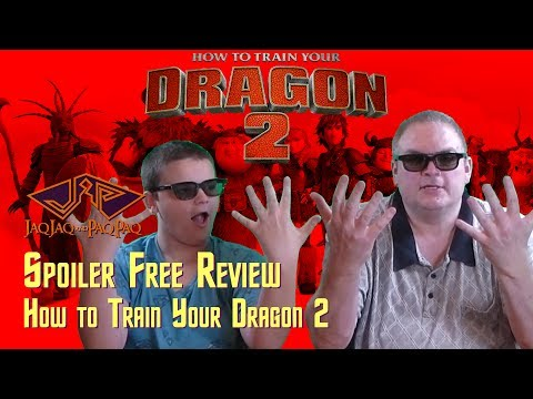 Review Spoiler Free How To Train Your Dragon