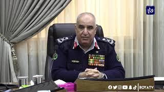 البزايعة يكرم عددا من ضباط الدفاع المدني المتقاعدين - (11/12/2019)