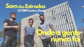 Lucas Mayer, David Murad, Leticia Fialho-Onde a gente nunca foi |Som das Estradas Centro-Oeste #LTDM