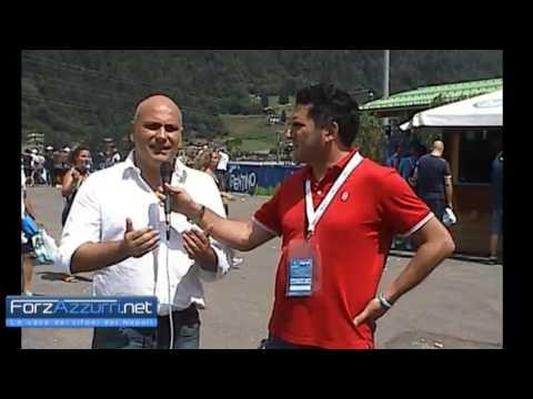 Dimaro 2015 Presidente Napoli supporter trust