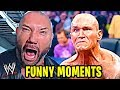 WWE Superstars FUNNIEST Moments Of The Last Year!