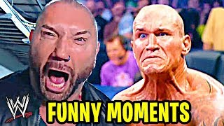 10 Funniest WWE Superstar Moments in the Last Year!