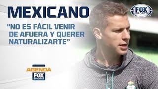Julio Furch y su naturalización: Yo ya me siento parte de México