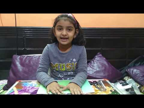 Birthday Jhallar | Paper Decoration Item | DIY Paper Crafting