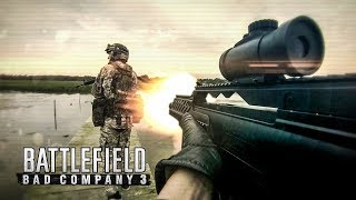 ROAD TO BATTLEFIELD BAD COMPANY 3