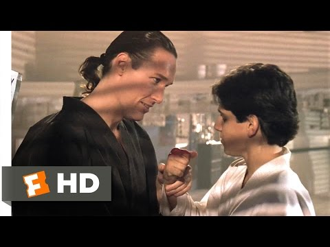 The Karate Kid Part III Doing Damage Scene (5/10) | Movieclips