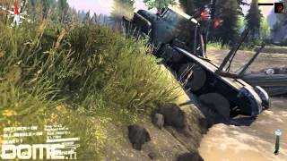 Dome: Spintires PC gameplay part 1