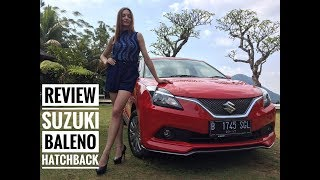 Review Suzuki Baleno Hatchback