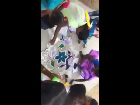 பொங்கல் திருவிழா கோலம் போட்டி- 1
